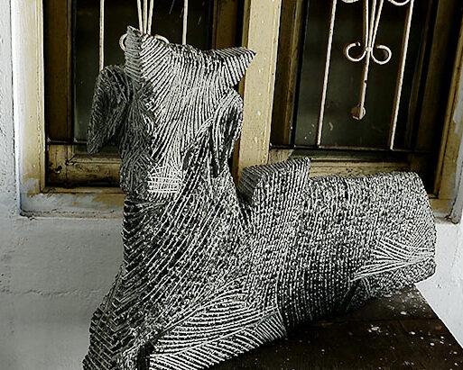 Art photography: Italo Giardina:Creative sculptures at globalstoneworkshop